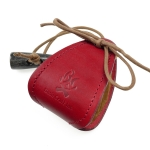 tinder pouch Red